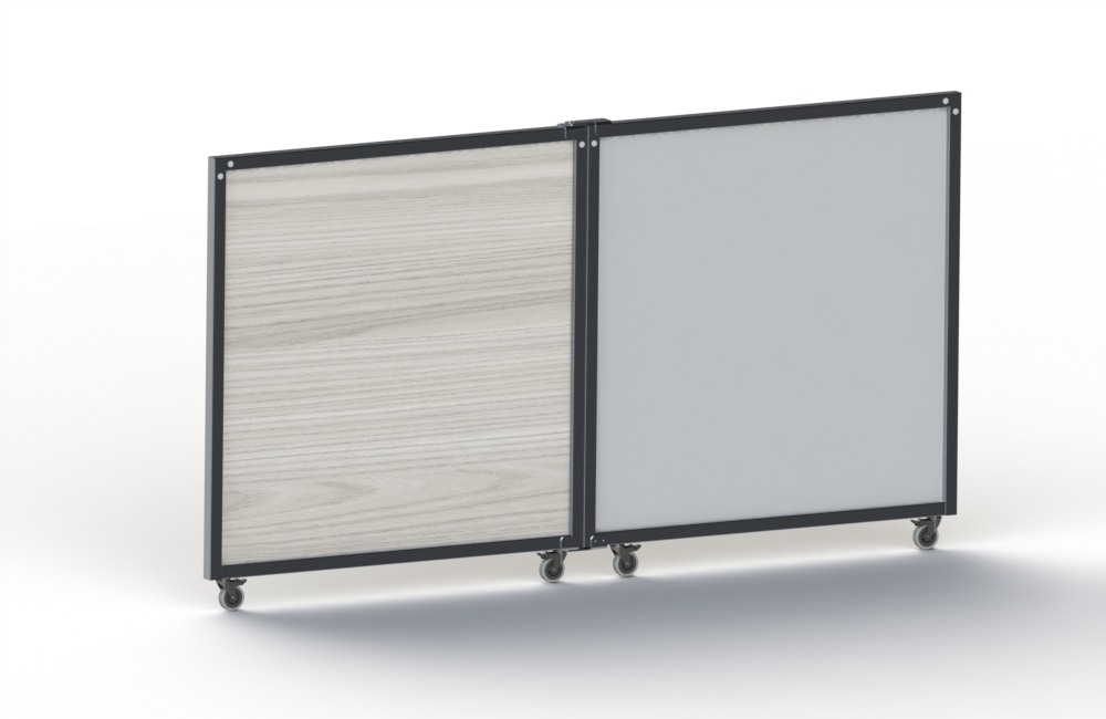 Mobile Wall / Straight Bracket