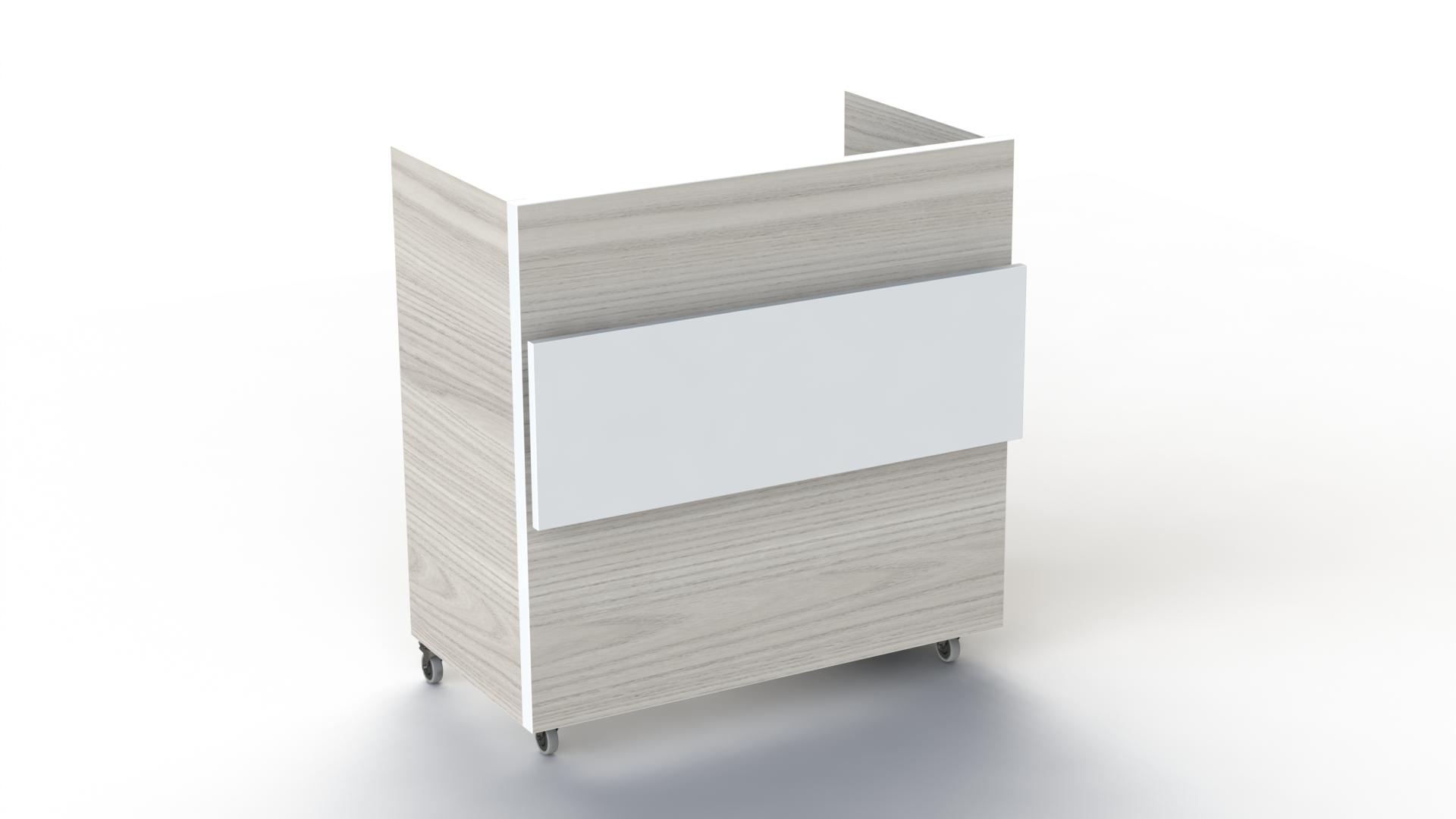 Fused / Shelf Folded