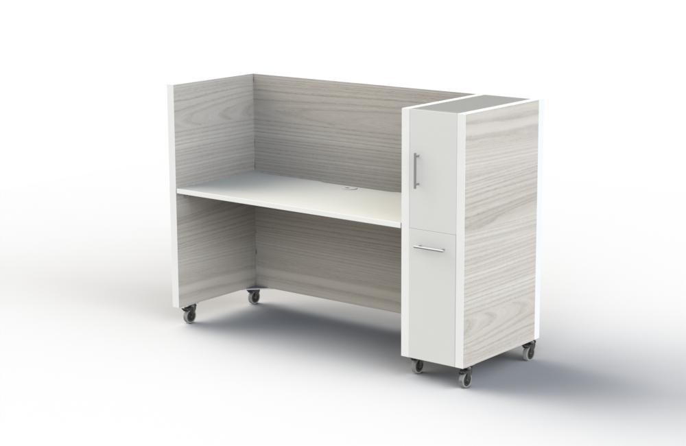 Fused / Side Storage